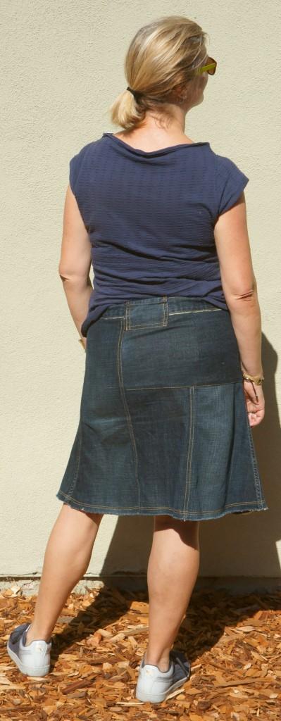 Refashioners 2016 skirt